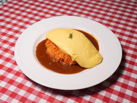 下赤塚の町の洋食屋さん「キッチンE&M」