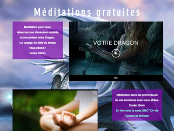 MEDITATION GRATUITE