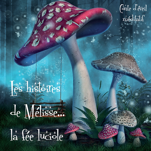 AUDIO DE MELISSE TOME 1