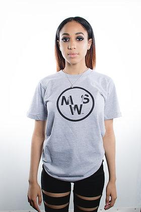 MWS Tee Grey