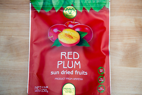 Sun-dried Red Plums