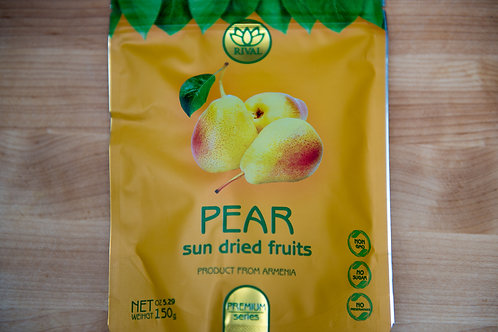 Sun-dried Pears