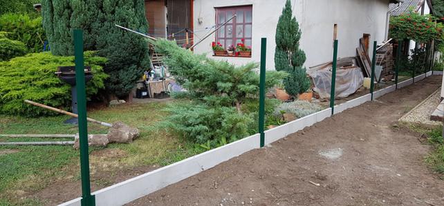 Kerítés oszlopok