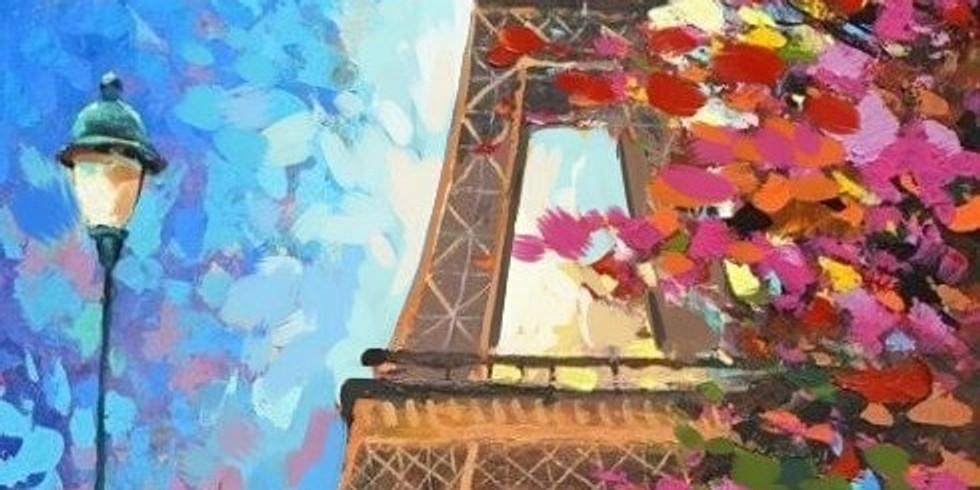 """ИМЕРЕТИНКА """"Весна в Париже"""" 2000 руб."""