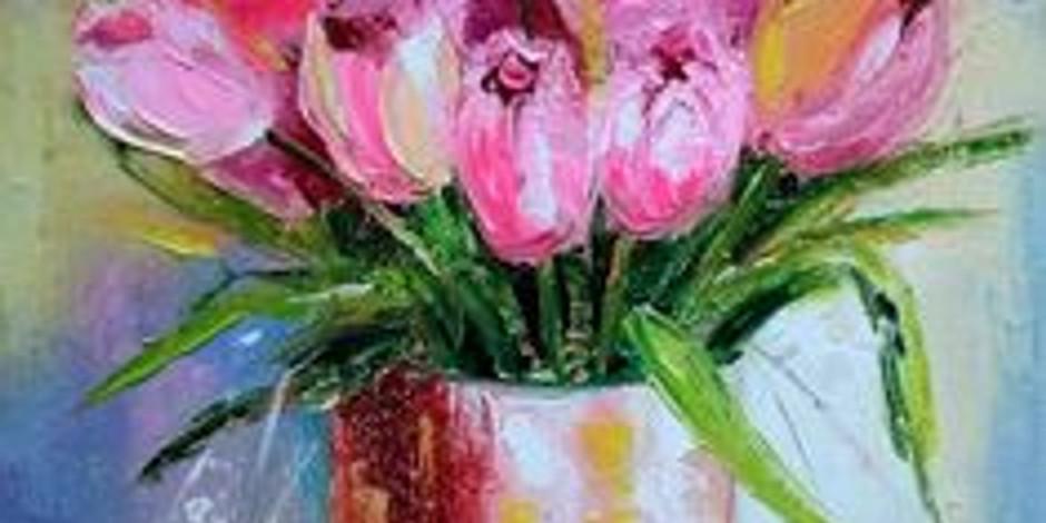 Тюльпаны. Цена 2000 руб.