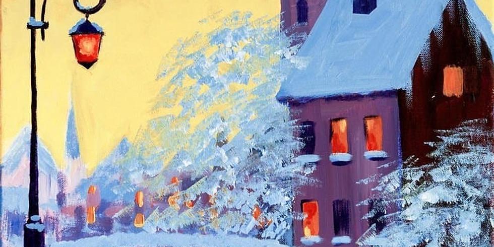 Рождественская сказка. Цена 2000 руб.