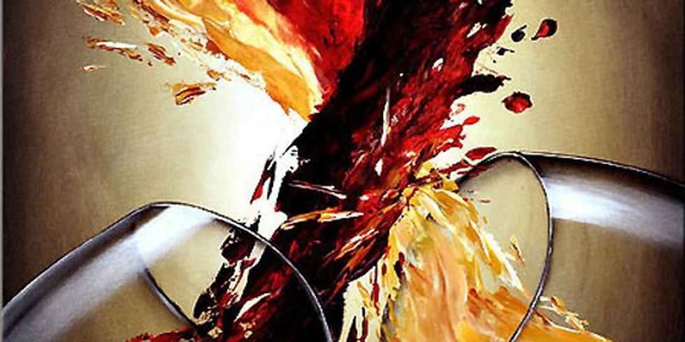 "Винная арт-вечеринка ""Red and White"" 2500 руб. СОЧИ"