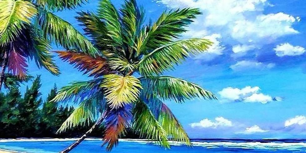 """Арт-вечеринка """"Хочу на Бали"""" БЕСПЛАТНО"""