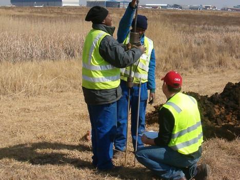 Geotech Testing