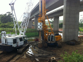 N2 Tongaat Geotechnical Investigation