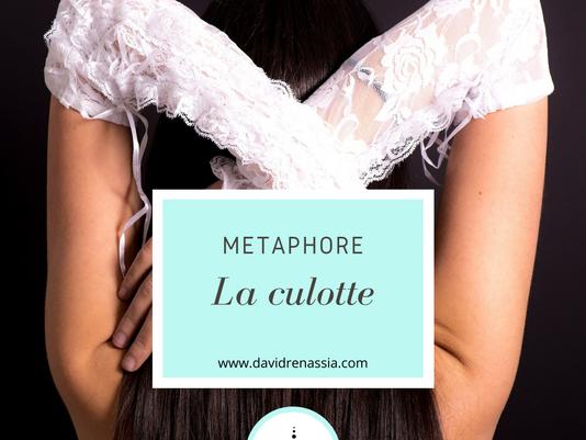 La culotte (métaphore)