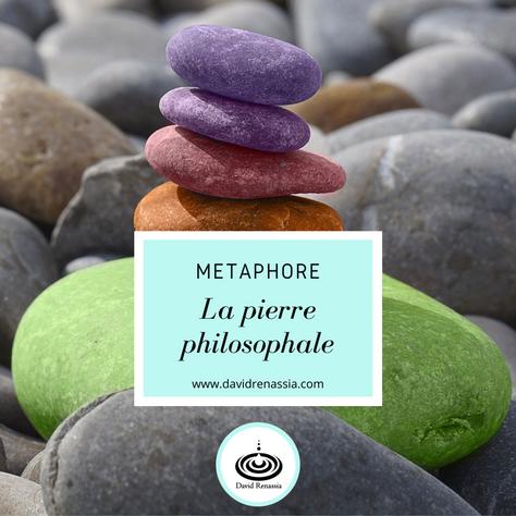 La pierre philosophale (métaphore)