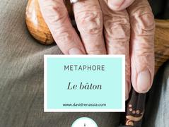 Le bâton (métaphore)