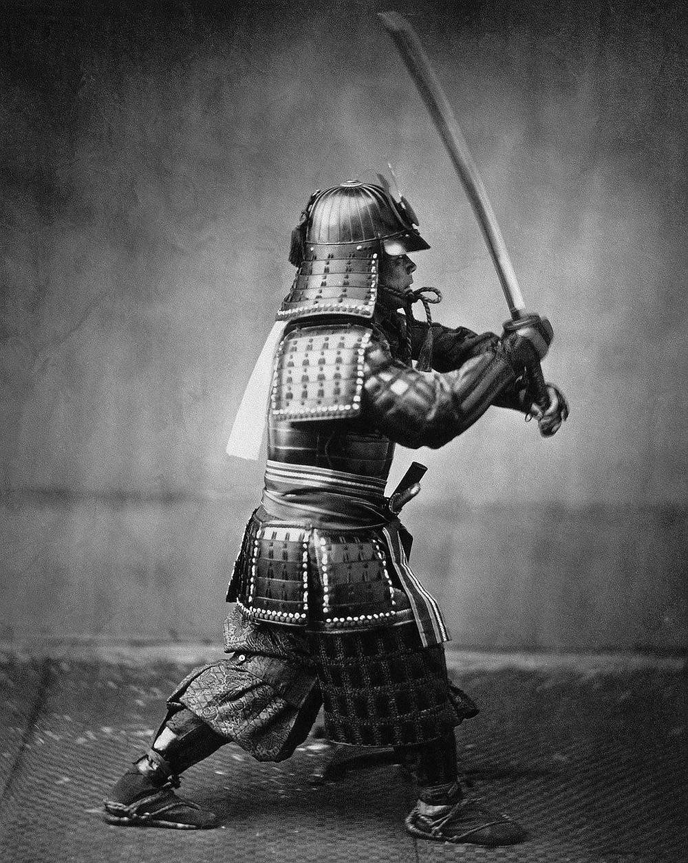 samouraï métaphore hypnose david renassia