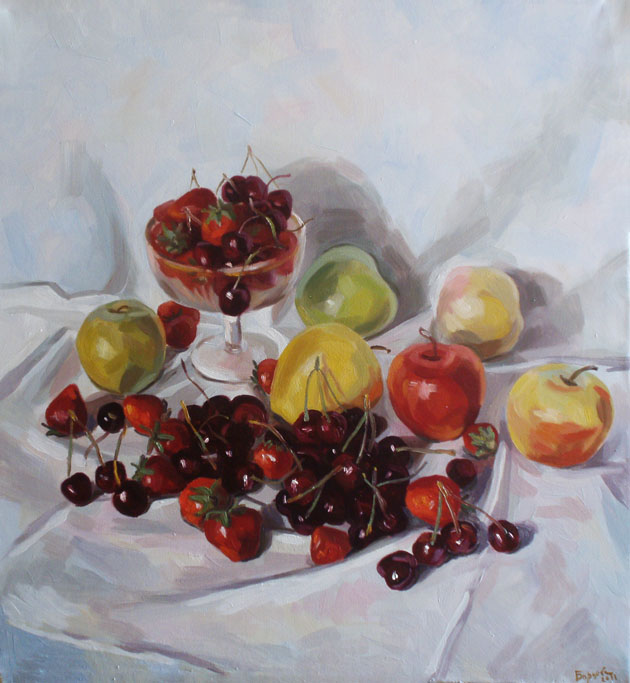 Still life with merry