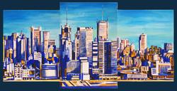 New York, New York... (Triptych)