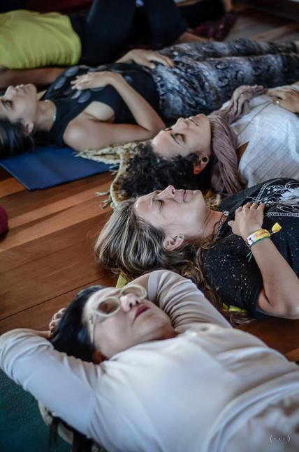 Vivência Danza Medicina - Morena Cardoso