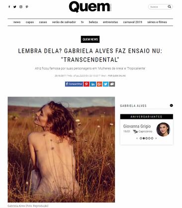 Revista Quem - 01