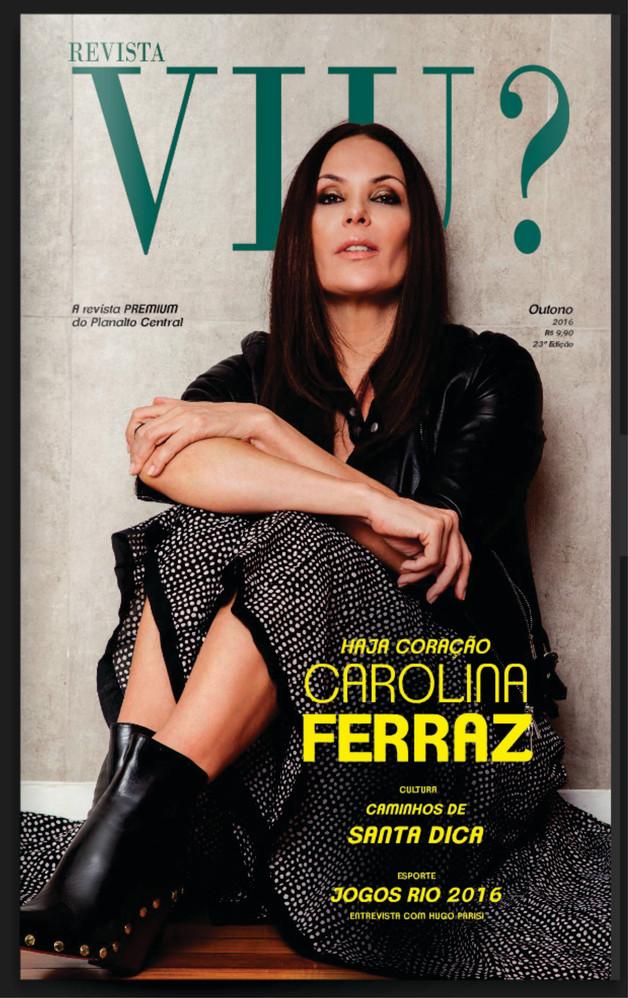 Revista VIU maio 2016 - Capa