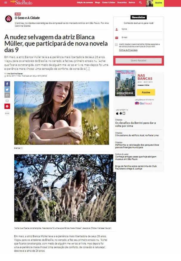 Ego.com - Nude.se Bianca Muller