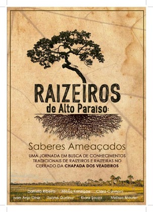 Livro: Raizeiros de Alto Paraíso - Saber