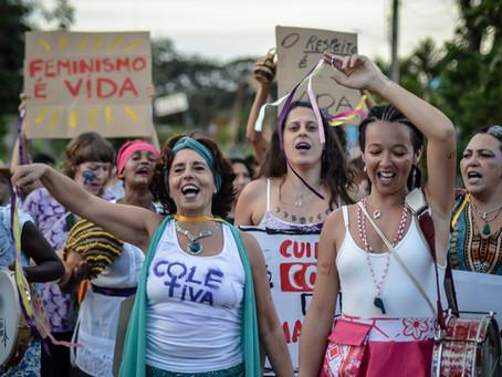 III Marcha de Mulheres de Alto Paraíso