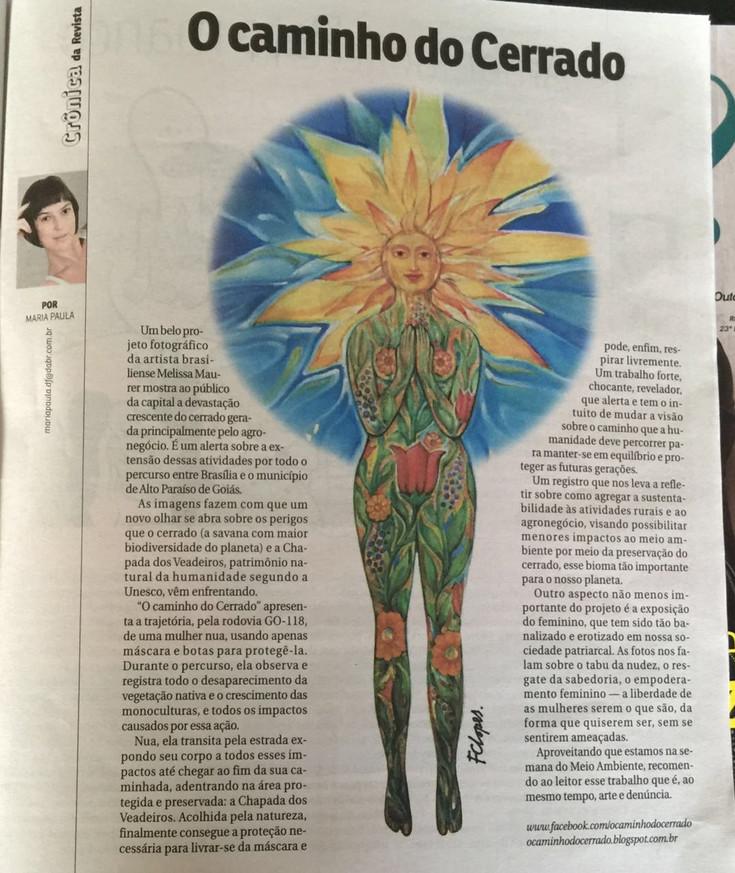 Coluna Maria Paula Revista do Correio