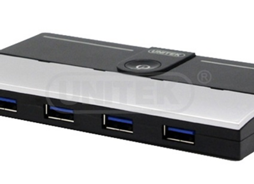 USB3.0 4 Port Multi Function Hub