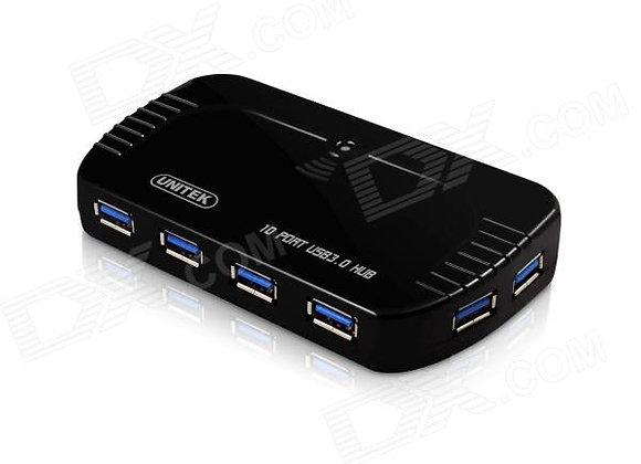 USB3.0 10 Port Hub