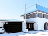 'Modern' Villa