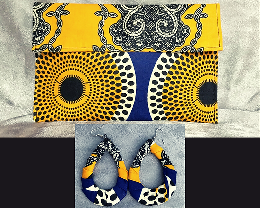 Oshun Clutch Set 2