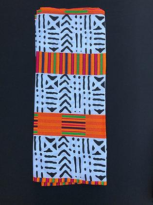 Zulu Zebra Headwrap