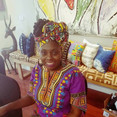 Dashiki and Headwraps, what a lovely pair