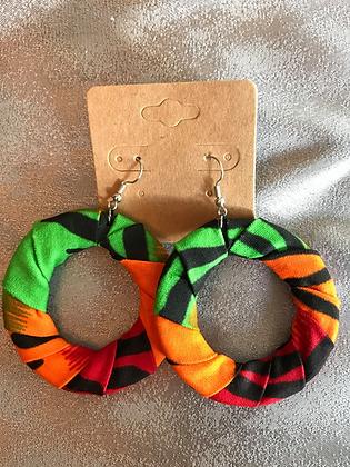 Tribal Earring Medium