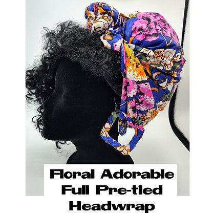 Floral Adorable