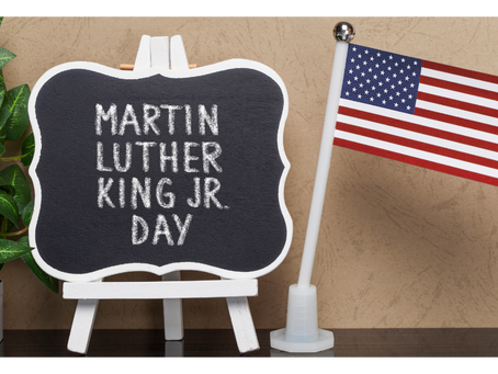 Martin Luther King Jr. Day / Make A Difference