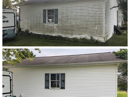 Soft Washing vs. Pressure Washing: How to Determine What Is Right for You?