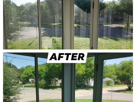 5 Important benefits of Professional Window Cleaning
