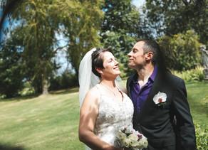 Het Huwelijk van Anny en Dieter