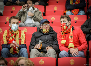 KV Mechelen - KV Kortrijk (1-2): Fotoreportage