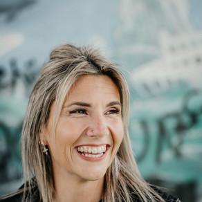 Portretfotoshoot - Big Brother deelneemster Julie Vanderzijl