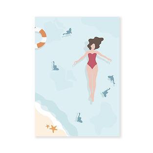 postkaart - zon zee strand.jpg