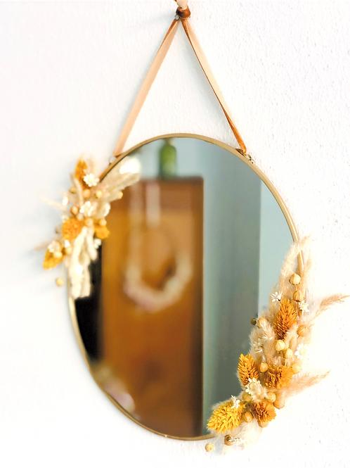 Les Miroirs de Fleurs PERSONNALISÉS