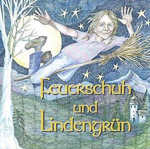 Feuerschuh und Lindengrün