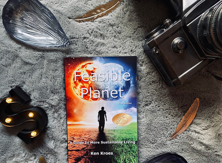 Feasible Planet - Ken Kroes (Blog Tour)