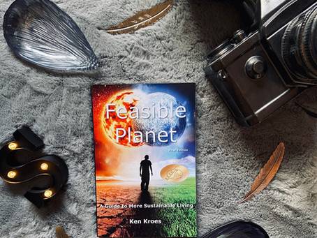 Feasible Planet - Ken Kroes (Blog Tour)