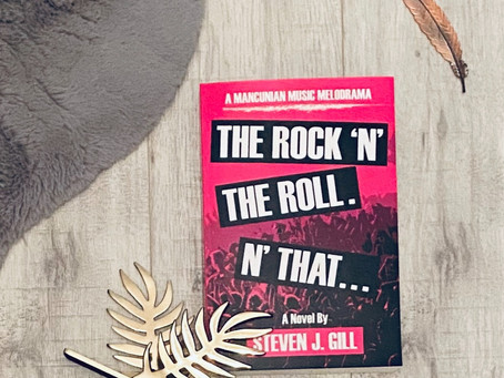 The Rock 'N' The Roll 'N' That - Steven J. Gill