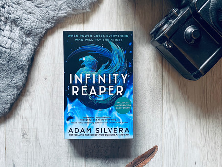 Review: Infinity Reaper - Adam Silvera (Bookstagram Tour)