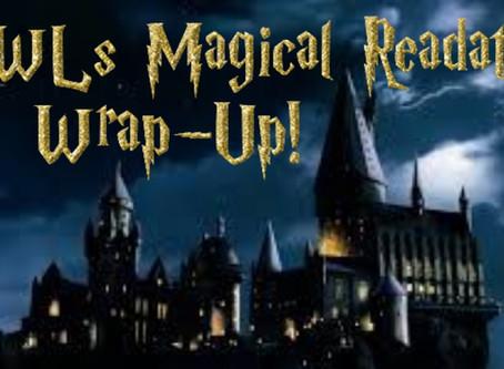 OWLs Magical Readathon 2020 Wrap Up!
