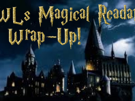 OWLs Magical Readathon 2020 Wrap Up!